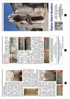 Église Saint-Restitut – Dépliant 1-2 – Mars 2020
